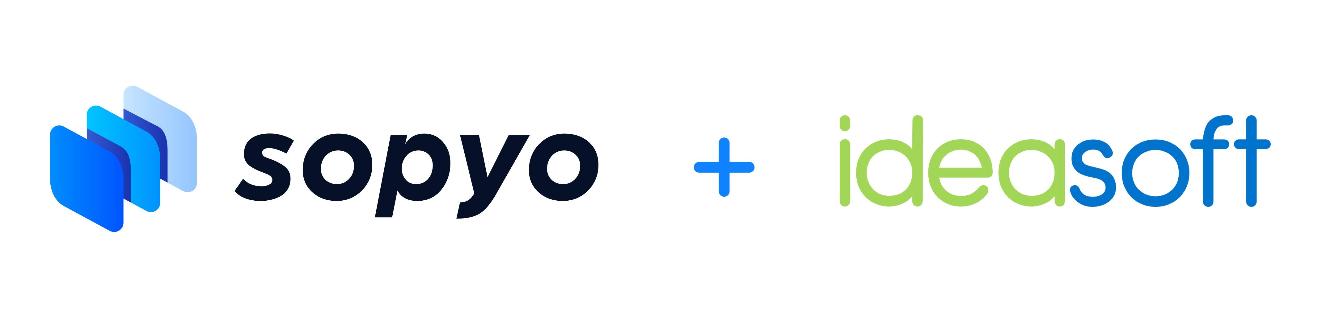 Sopyo - IdeaSoft entegrasyonu
